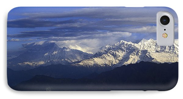 Himalaya IPhone Case by Anonymous