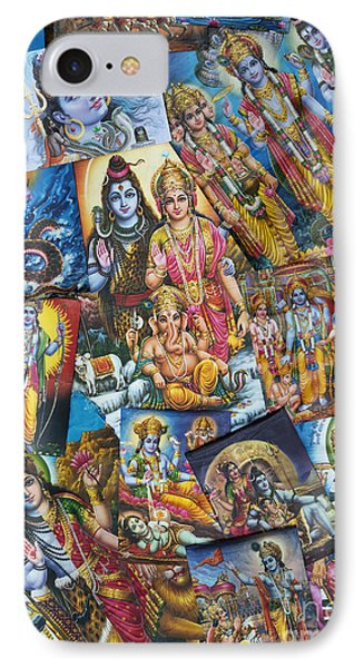 Hindu Deity Posters IPhone Case