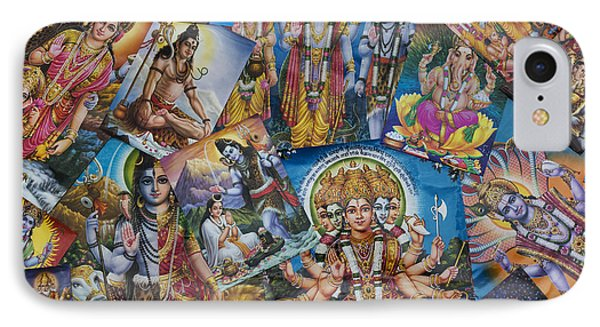 Hindu Posters IPhone Case