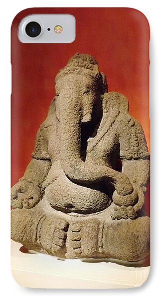 Hindu Statue God Ganesha IPhone Case