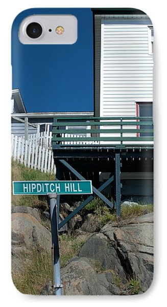 IPhone Case featuring the photograph Hipditch Hill by Douglas Pike