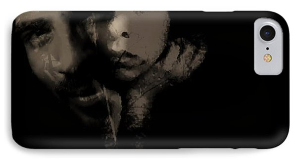 IPhone Case featuring the photograph His Amusement Her Content  by Jessica Shelton