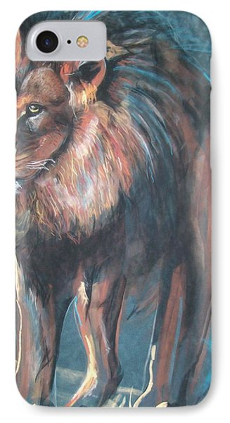 His Majesty IPhone Case by Peter Suhocke