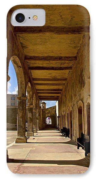Historic Archways IPhone Case