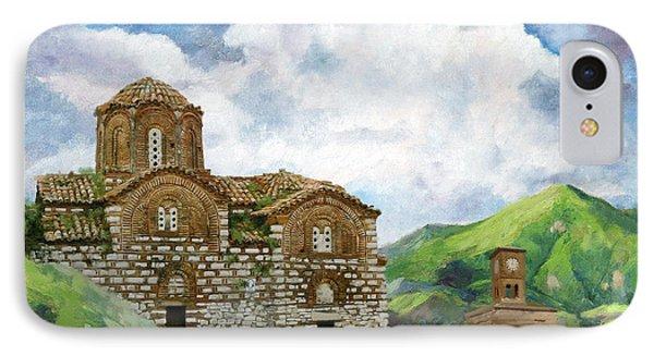 Historic Centers Of Berat And Gjirokastra IPhone Case