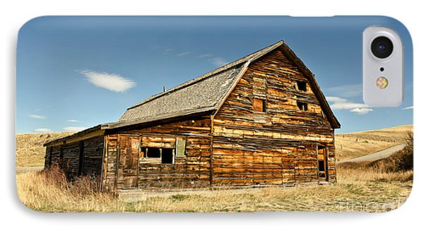 IPhone Case featuring the photograph Historic Community Hall by Sue Smith