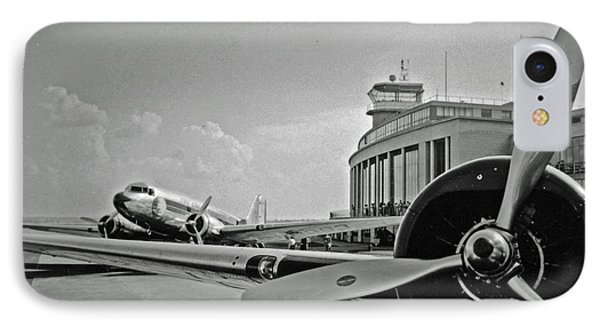 Historic Eastern Airlines Dca IPhone Case by Jost Houk