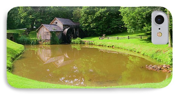 Historic Edwin B. Mabry Grist Mill IPhone Case
