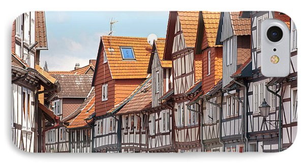 Historic Houses In Germany Phone Case by Heiko Koehrer-Wagner