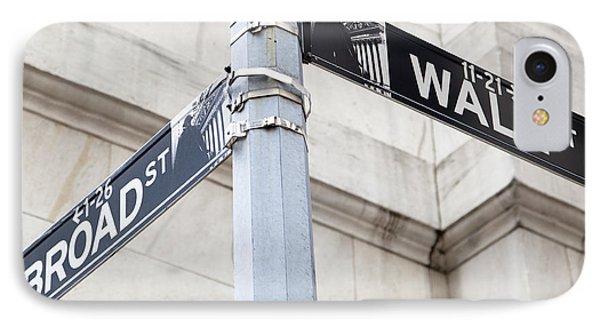Historic Manhattan IPhone Case