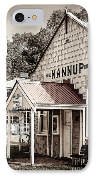 Historic Nannup IPhone Case
