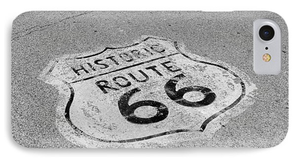 Historic Route 66 Phone Case by Kay Pickens