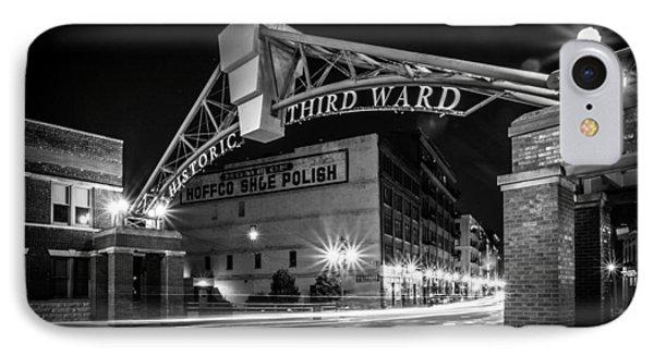 Historic Shoe Polish IPhone 7 Case