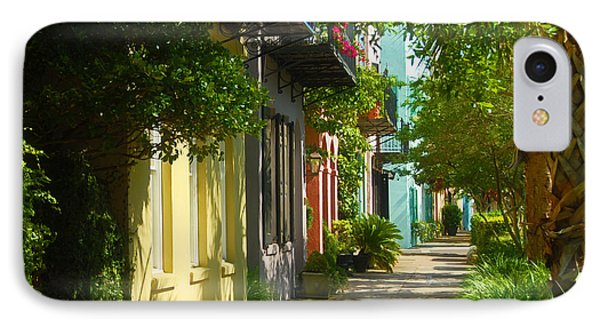 Historic Streets Urban Charleston South Carolina IPhone Case