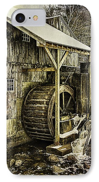 Historic Taylor Mill IPhone Case by Betty Denise