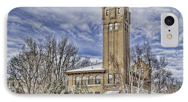 Historic Train Station Phone Case by Fran Riley