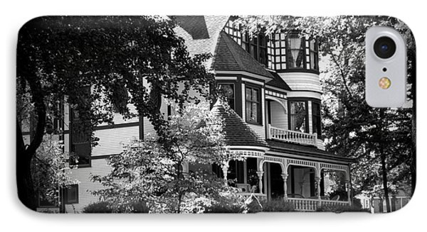 Historic Victorian Home IPhone Case