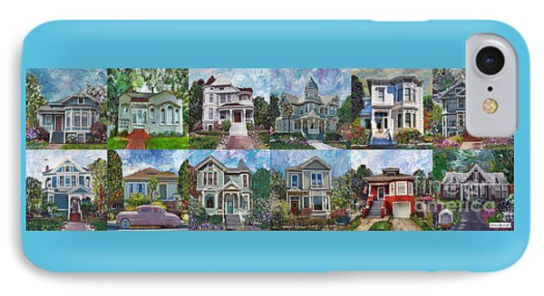 Historical Homes IPhone Case