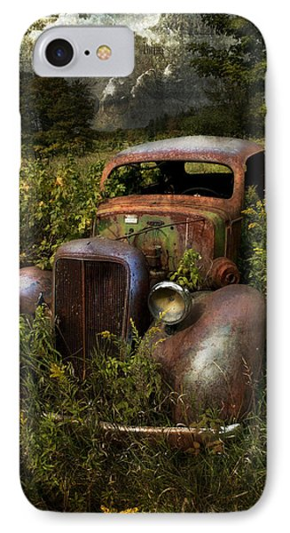 Historical Journey Phone Case by Evie Carrier