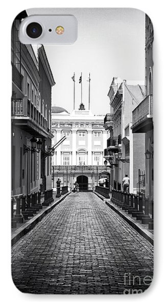 History In San Juan Phone Case by John Rizzuto