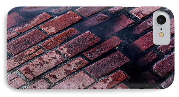 Hit The Bricks Phone Case by Andrew Pacheco