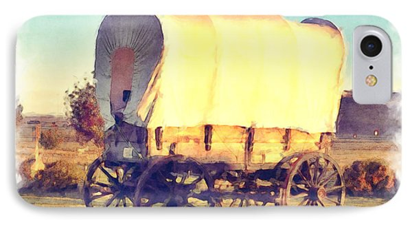 Hitch Your Wagon IPhone Case
