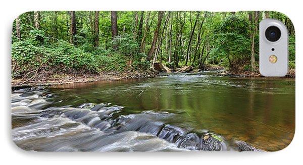 Hitchcock Creek Flow IPhone Case