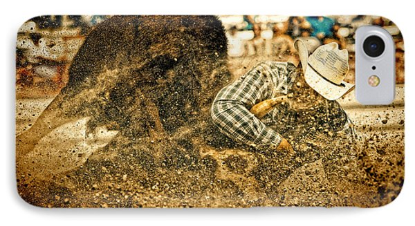 Hittin' The Dirt IPhone Case