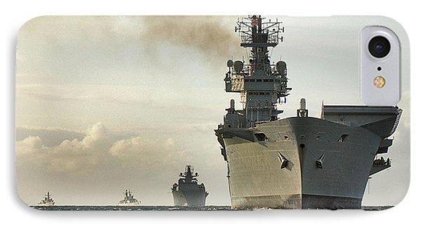 Hms Ark Royal  IPhone Case