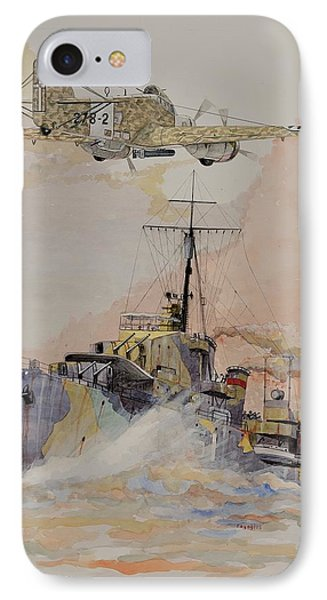 Hms Ashanti IPhone Case