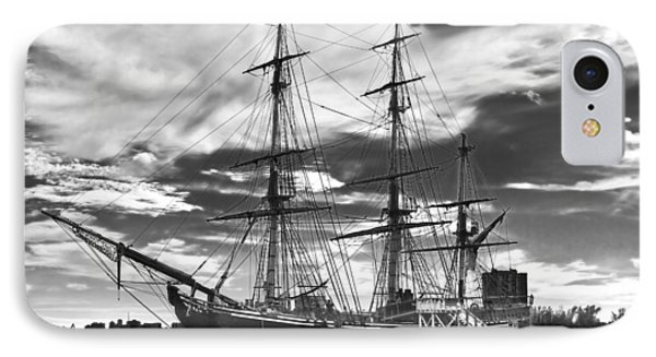 Hms Bounty Singer Island Phone Case by Debra and Dave Vanderlaan