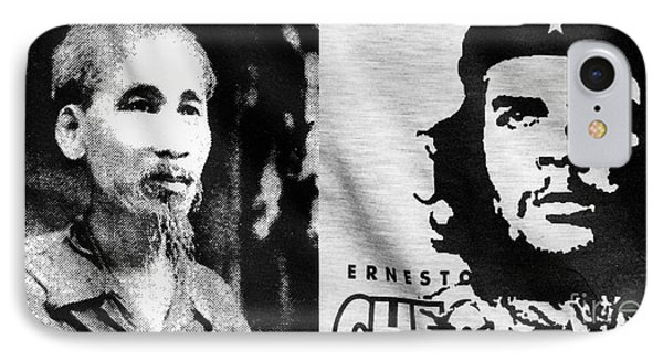 Ho Chi Minh And Che Guevara IPhone Case