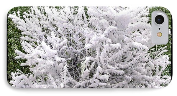 Hoarfrost 20 Phone Case by Will Borden