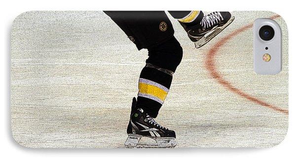 Hockey Dance Phone Case by Karol Livote
