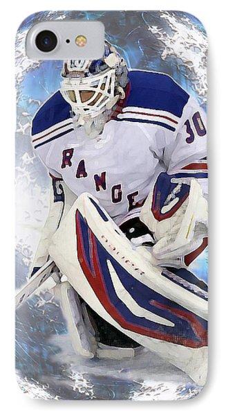 Hockey Goalie IPhone Case