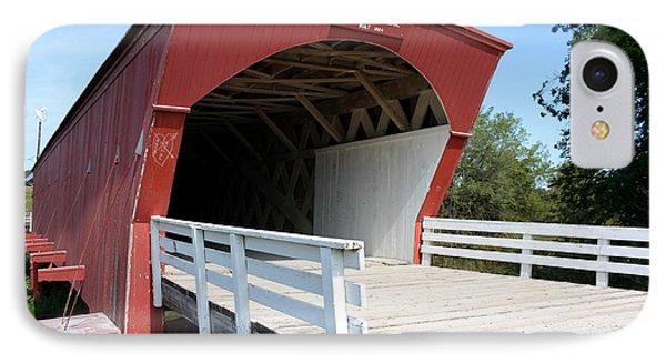 Hogback Bridge Phone Case by David Bearden