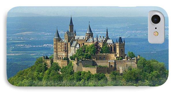 Hohenzollern Castle 5 IPhone Case