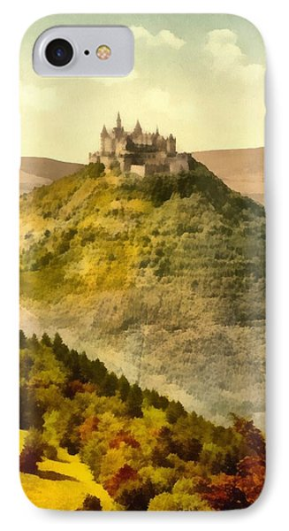Hohenzollern Germany Castle IPhone Case
