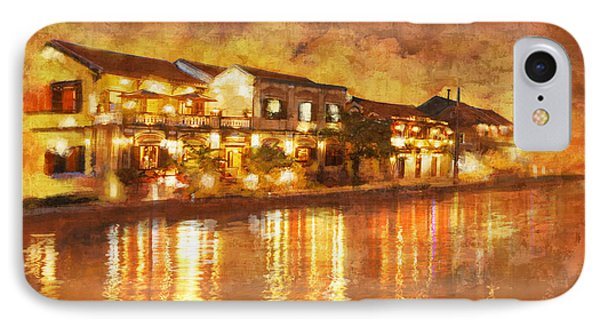 Hoi An Ancient Town IPhone Case by Ctaf