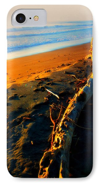 IPhone Case featuring the photograph Hokitika Beach New Zealand by Amanda Stadther