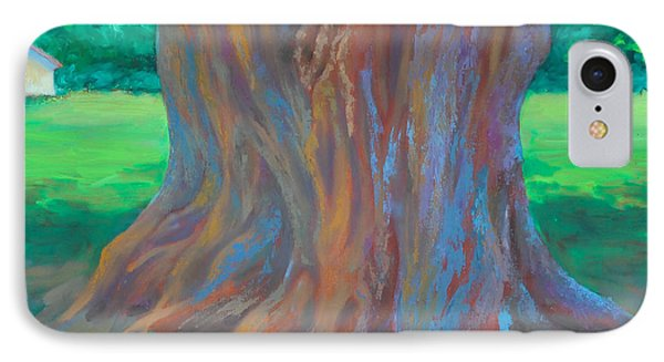 IPhone Case featuring the painting Holding On by Alla Parsons