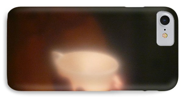 IPhone Case featuring the photograph Holding The Light by Evelyn Tambour