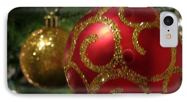 Holiday Balls IPhone Case