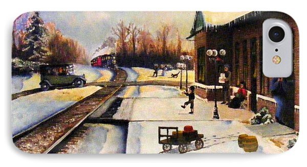 Holiday Depot 1932 IPhone Case
