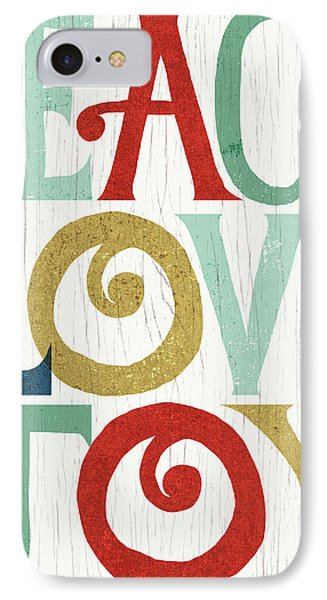 Holiday On Wheels X IPhone Case by Michael Mullan