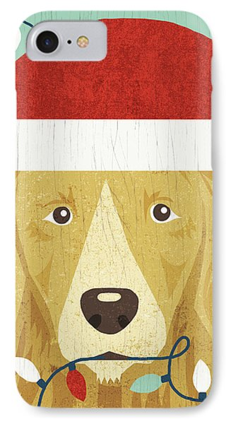 Holiday On Wheels Xiv IPhone Case by Michael Mullan