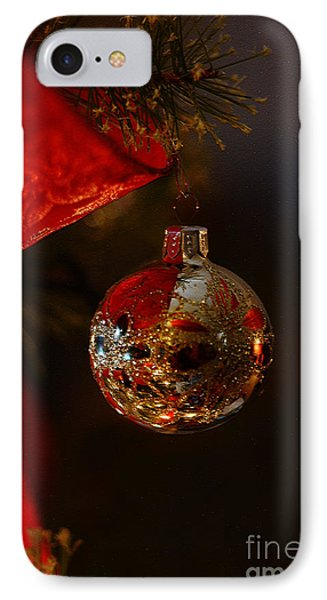 IPhone Case featuring the photograph Holiday Season by Linda Shafer