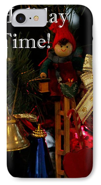 Holiday Time IPhone Case by Ivete Basso Photography