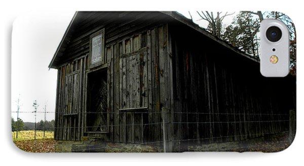 Holloway Township Historic Site Nc Usa Phone Case by Kim Galluzzo Wozniak