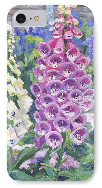 Foxglove IPhone Case